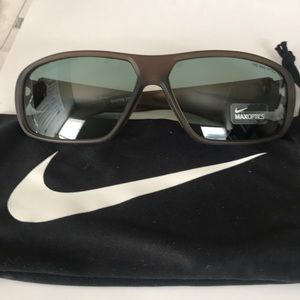NWT Nike mercurial 6.0 sunglasses! Tortoise color!